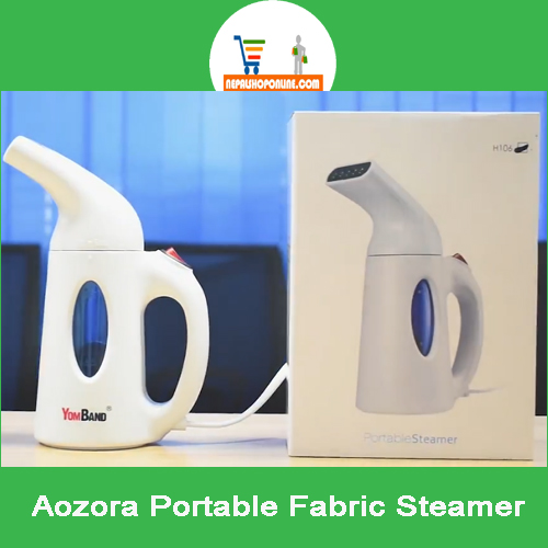 Aozora Portable Fabric Steamer