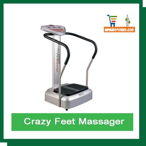 Crazy Feet Massager
